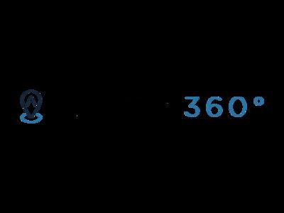 Mapps360 Logo illustration ui ux typography branding logo design mapps360 mapps
