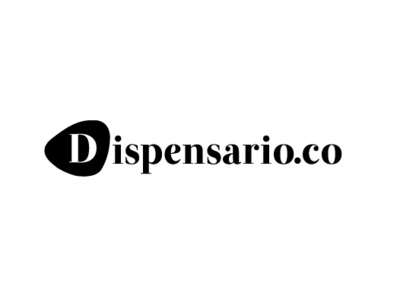 Dispensario Logo weed dispensary dispensario design icon typography branding logo