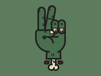 Zombie Hand (5 of 7)