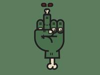 Zombie Hand (7 of 7)