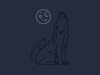 CHOPS Beard Balm - Lone Wolf Icon