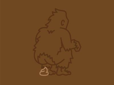 CHOPS Beard Balm - Yeti Poop Icon