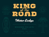 King of the Road Motor Lodge