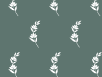 Botanical Print | Juniper Pattern