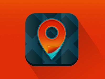 Maps Icon WIP