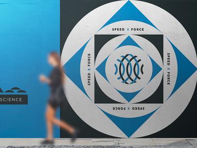 Hyper Science SXSW 2019 branding illustration design