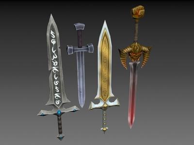 Sword Set part 1