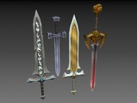 Sword Set part 1