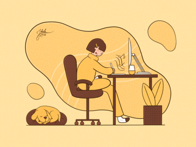 14 - Work From Home
