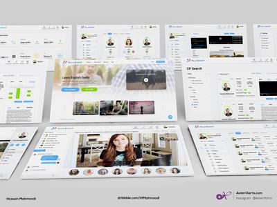 TEnglish UI/UX