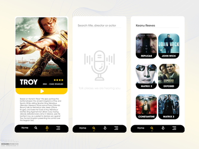 Voice Search for Movies