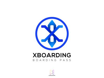 XBoarding Logo - Boarding Pass