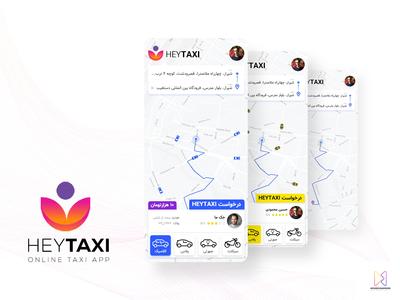 HeyTaxi - Online Taxi app