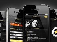 Night Club Mobile Application
