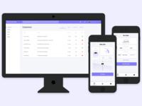 Stock Tracking Dashboard, Customer Management & Order Form
