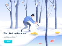 Carnival In The Snow