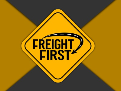 D4 Logo Challenge: Freight First
