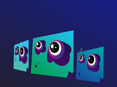 Vibe - Illustration design artwork vector gradiant illustration t-shirt graphic flat