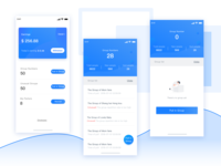 Group management UI design