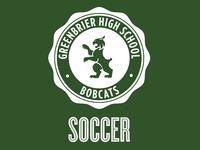 High School Soccer Crest