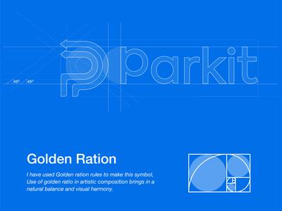 Brand Identity Design for Parkit.