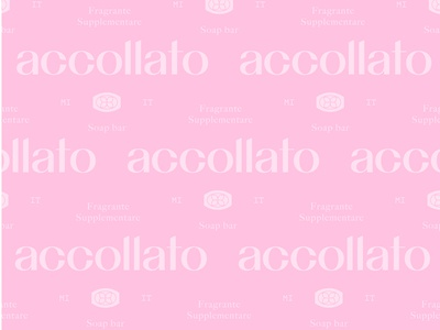 Accollato pattern