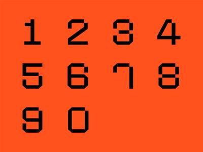 Cios numeric letters