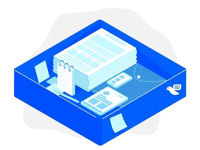 Press Kit Illustration