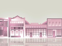 Website Header Illustration