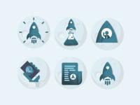 Icons for Slingshot