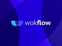 Wokflow Logo Design