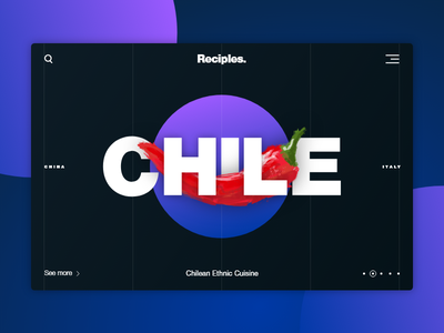 Chile – Reciples Project hot ethnic red pepper food cuisine chile