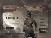 Field Marshall – Game Character Promo