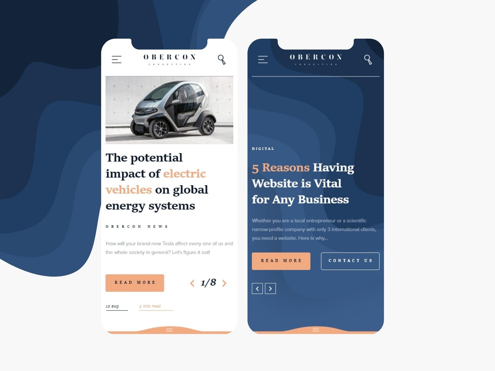 Obercon website otl the future returns