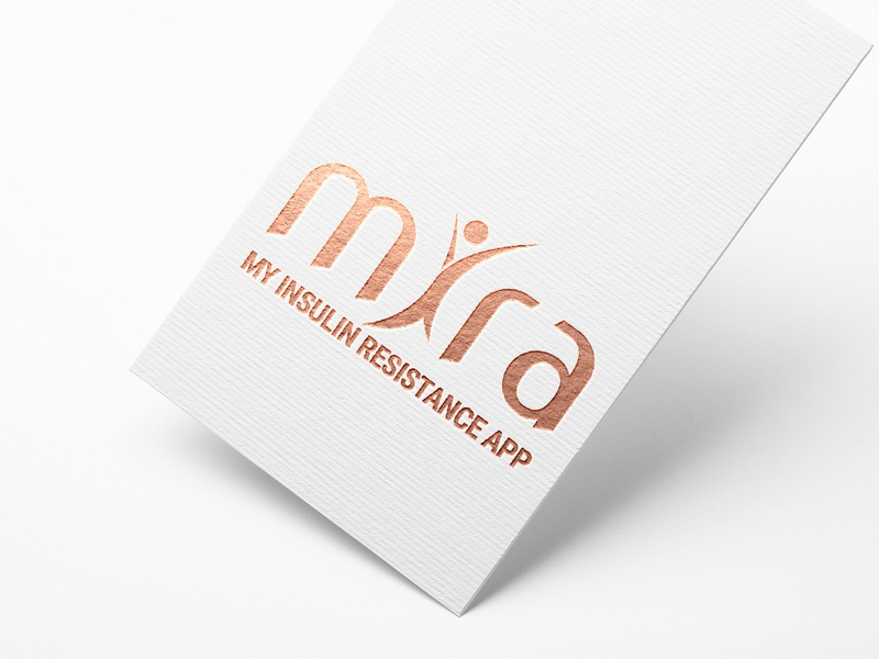 Logo app dashboard app icon tegri logo ui nutrition mira uidesign design branding