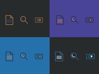 icon studies