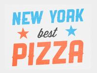 NY best pizza