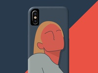 Lady (Phone Case)