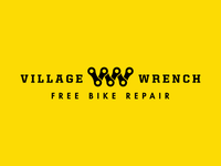 Village Wrench Secondary Logo