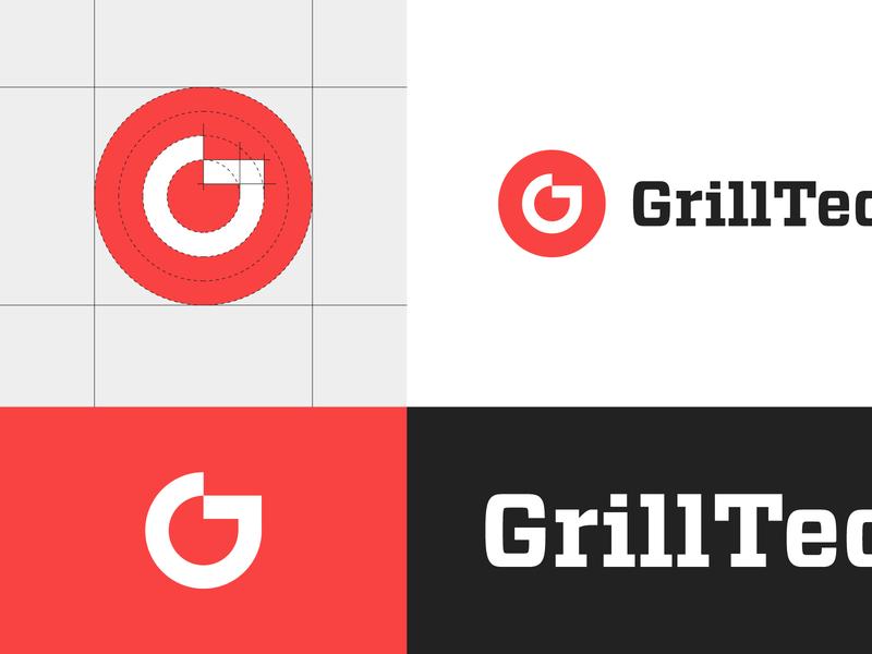 GrillTechs branding monograms g logo g gt monogram gt monogram