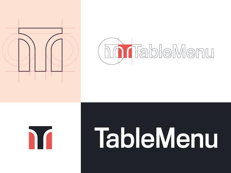How the S̶a̶u̶s̶a̶g̶e̶ Table Gets Made branding monogram tm monogram tm typography