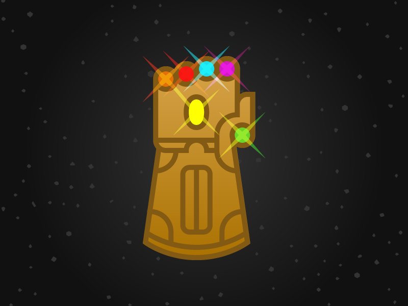 ⋆ ⋆ ⋆ S H O W T I M E ⋆ ⋆ ⋆ infinity war avengers illustration character design character thanos infinity guantlet infinity stones