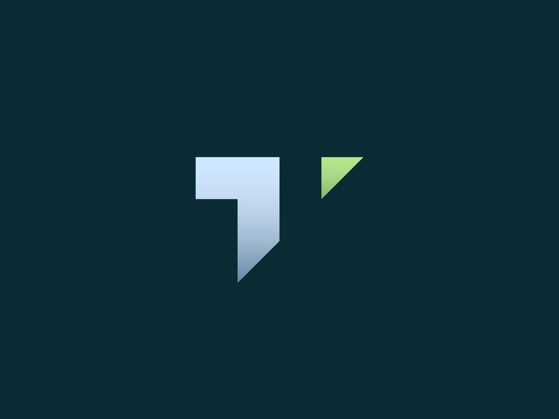 What do you see? simple design simple geometic branding brand logo monogramlogo monogram typography