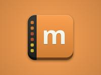 Mood App Icon iOS6