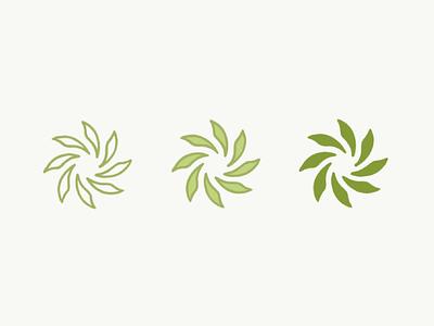 Previum Aloe Vera Products Logo Variations design branding illustration flat symbol aloe vera sketch mark logo