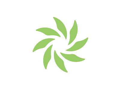 Fast Track Aloe Logo Design symbol icon aloe vera fast leaf leaves circle logo mark logodesign symbol mark logo
