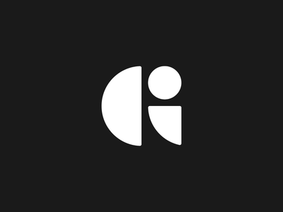 G for 36daysoftype abstract type 36daysoftype 36days mark letter icon logo