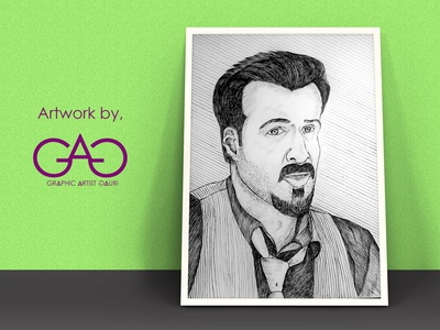 Emraan Hasmi Sketch simple art sketchbook facesketch pencilsketch portrait shading pensketch sketch