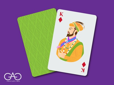 Dribbble weekly warmup - Card Design