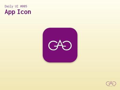 DailyUI 005 : App Icon